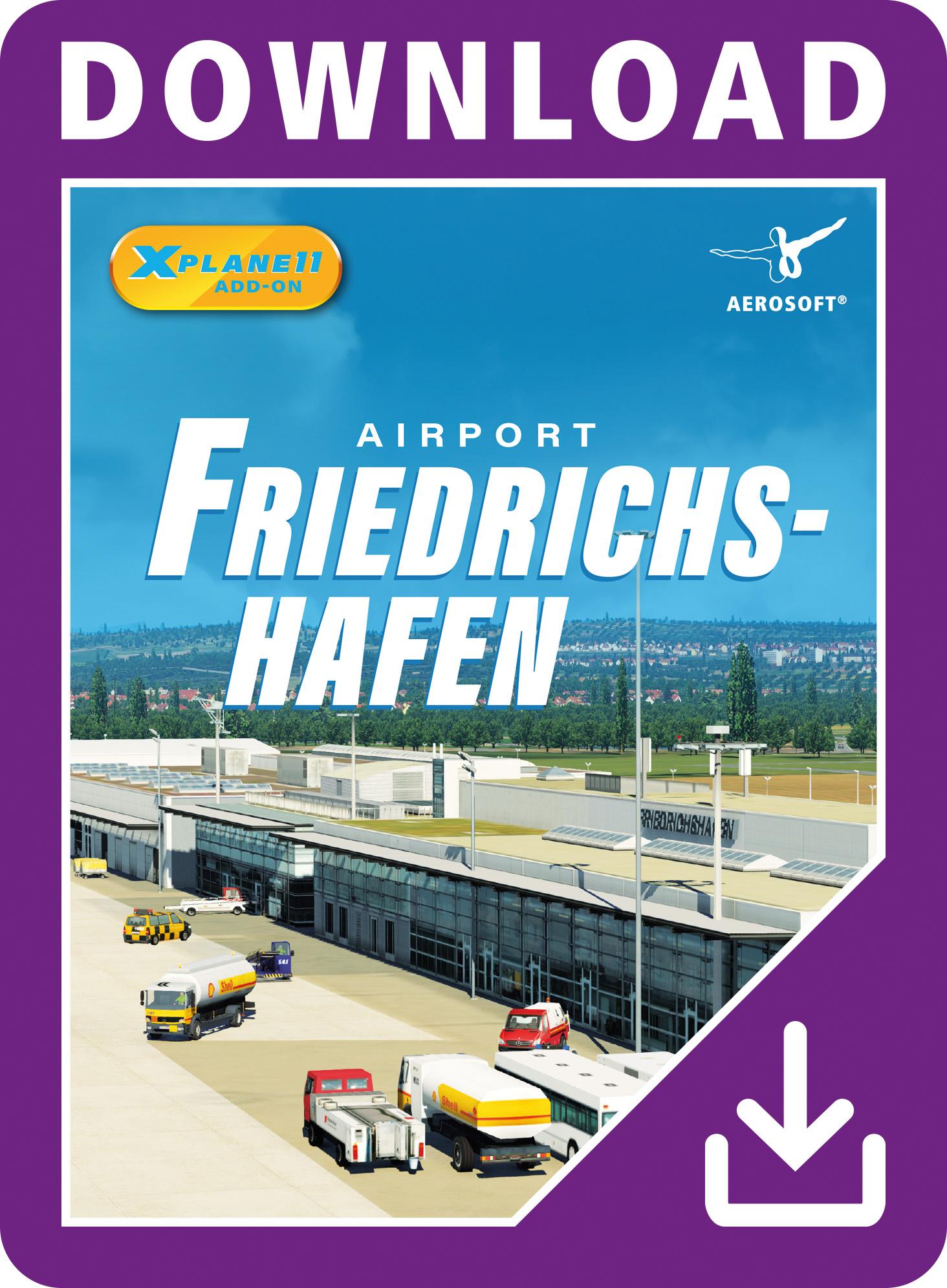 Airport Friedrichshafen XP | SimWare Shop