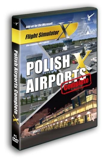 Polish Airports Complete X | SimWare Shop