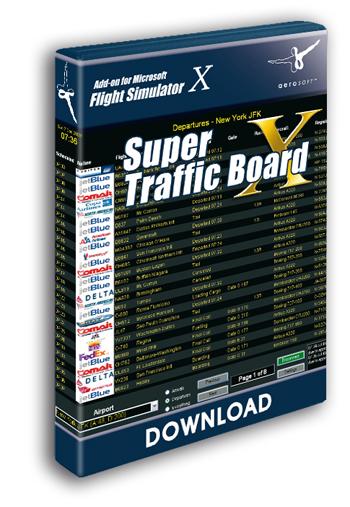 Super Traffic Board - Version 3   SimWare Shop