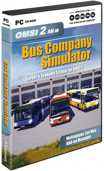 OMSI 2 Add-On Bus Company Simulator | SimWare Shop
