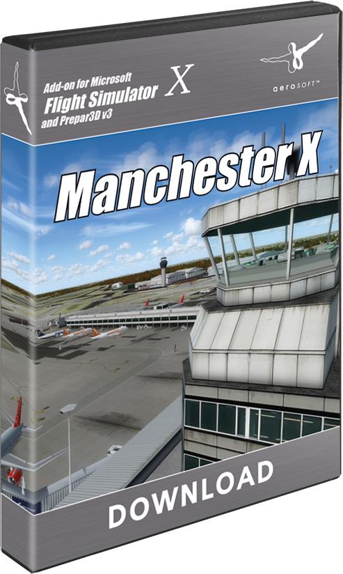 Manchester X | SimWare Shop