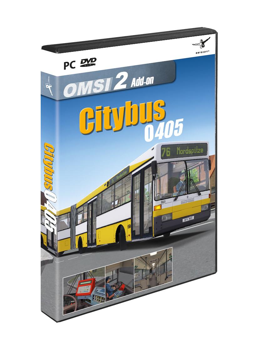 OMSI 2 Add-On Stadtbus O405 | SimWare Shop
