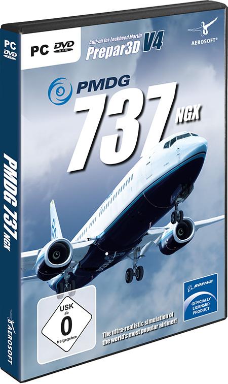PMDG 737 NGX for P3D V4 | SimWare Shop