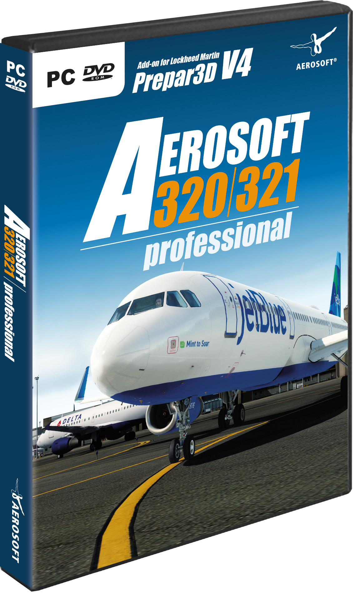 Aerosoft A320/A321 professional | SimWare Shop