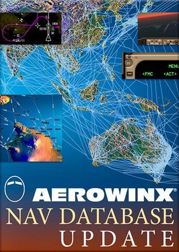 Aerowinx - Nav Database Update 2019 | SimWare Shop